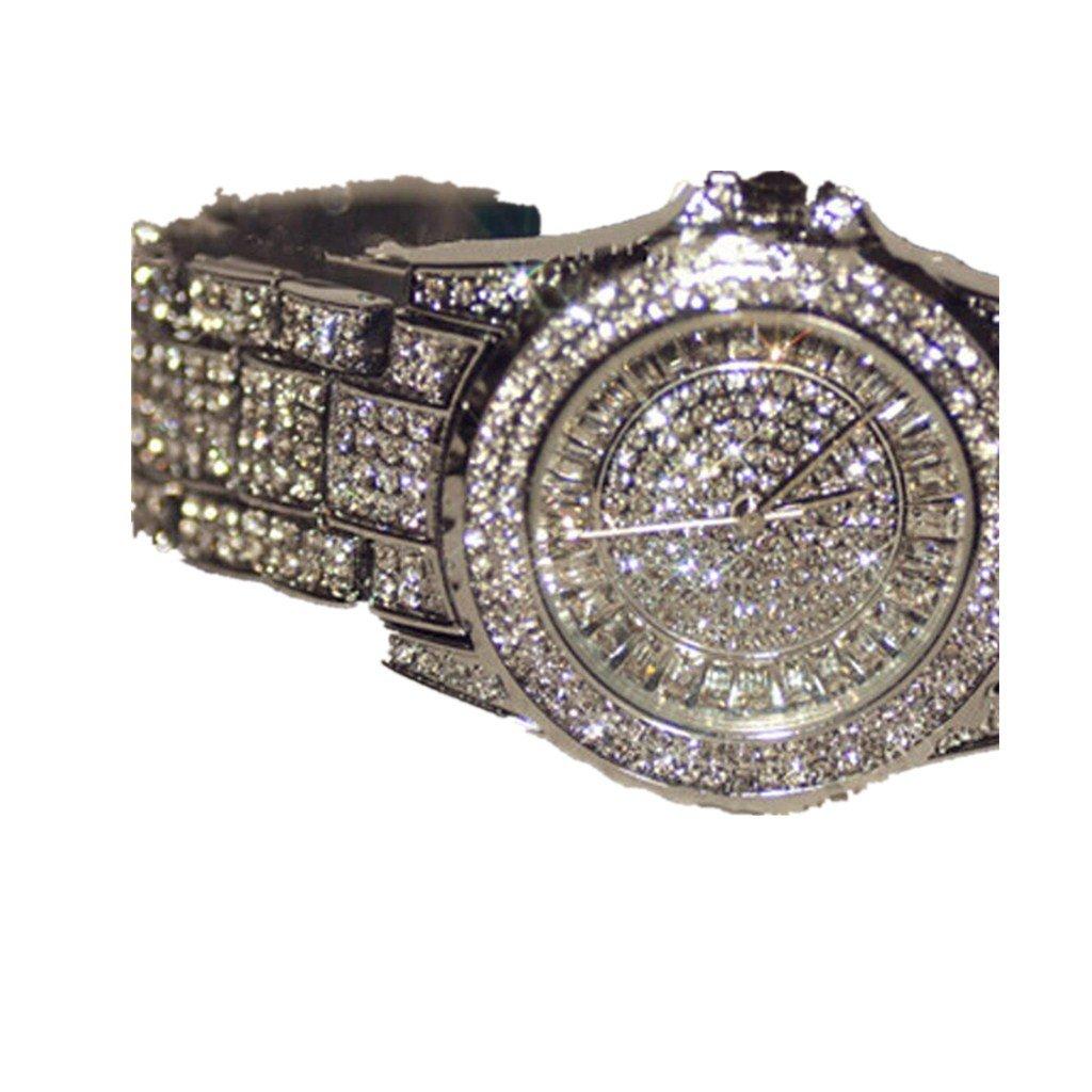 BEAUTYVAN Hot New Women s Fashion Geneva Roman Numerals Faux Leather Analog Quartz Wrist Watchs A