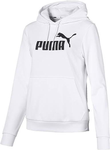 PUMA Ess Logo Hoody TR Sweat Shirts Femme