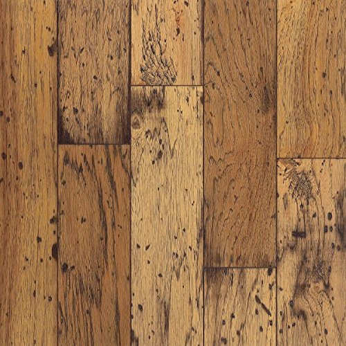 Bruce Hardwood Floors ER5110Z American Originals Hickory Engineered Hardwood Flooring, 5