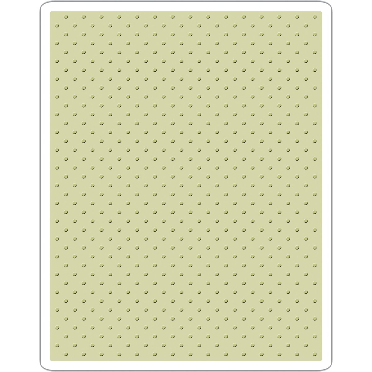Sizzix 661612 Texture Fades Embossing Folder Tiny Dots by Tim Holtz