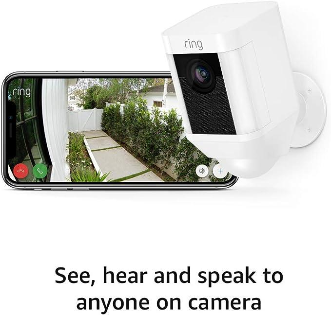 Band White Spot Bot Home Automation Ring Batt Cam 8sb1s7 Wen0 Küche Haushalt