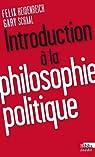 Introduction à la philosophie politique par Heidenreich
