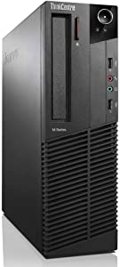 Lenovo ThinkCentre M92p High Performance Desktop - Intel Core i5 3.2GHz, 16GB RAM, 240GB SSD, Windows 10 Pro (Renewed)