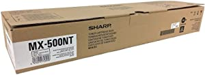 Sharp MX-500NT MX-M283 M363 M453 M503 Toner Cartridge (Black) in Retail Packaging