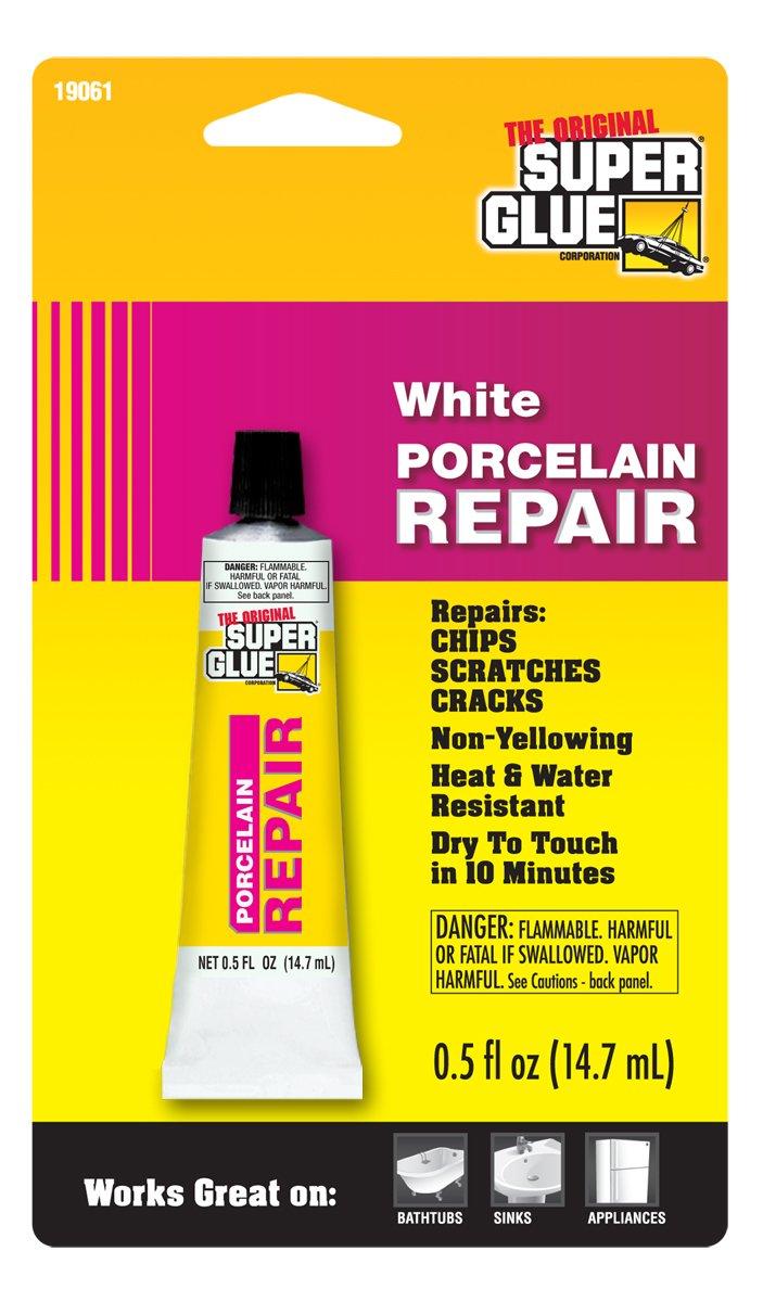 Super Glue Super Glue 19061-12 Porcelain Repair, 12-Pack(Pack of 12)