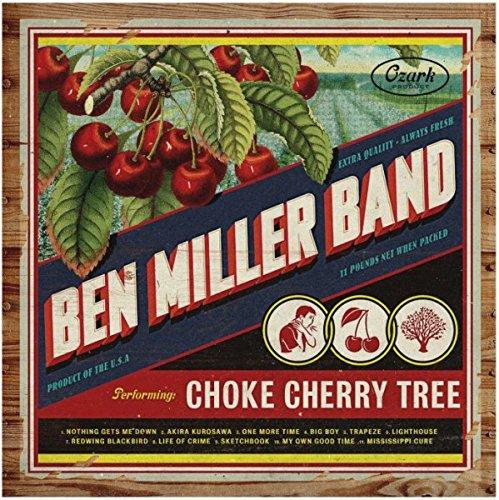 Vinilo : Ben Miller - Choke Cherry Tree (LP Vinyl)