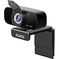 1080P Streaming Webcam with Microphone & Privacy Cover, 2020 NexiGo N620 Web Camera, 90-Degree Wide Angle, for PC/Mac…