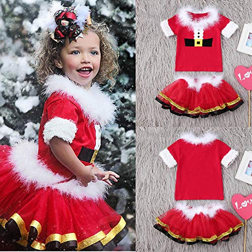 Toddler Boy Kids Winter Hoodies Outwear Overcoat Baby Boys Dress for Girls Clothes Outfits❤,Toddler Girl Snowsuit Dresses Jumpsuit Baby Girl Clothes Girls Rompers❤Red❤❤2-3 Years by Lurryly (Image #4)