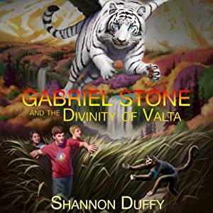 Gabriel Stone and the Divinity of Valta Audiobook