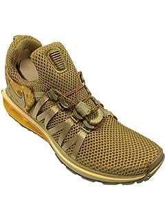 6081178d6e NIKE Womens Shox Gravity Metallic Gold Running Shoe AQ8854-700 9.5 M US