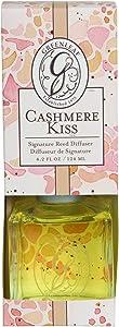 Cashmere KISS Greenleaf Signature Reed Diffuser