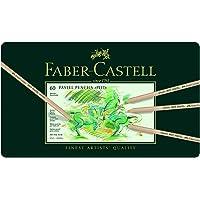 Faber-Castell Pitt Pastel 60 Colour Pencils Tin (27-112160)