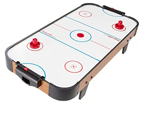 Beau 4u00275u0026quot; Zero Gravity Sports Air Hockey Table, Portable Air ...