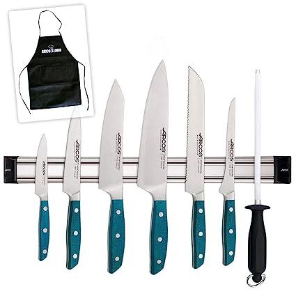 Compra Arcos - Kabra Kit 6 Cuchillos Serie Brooklyn + ...