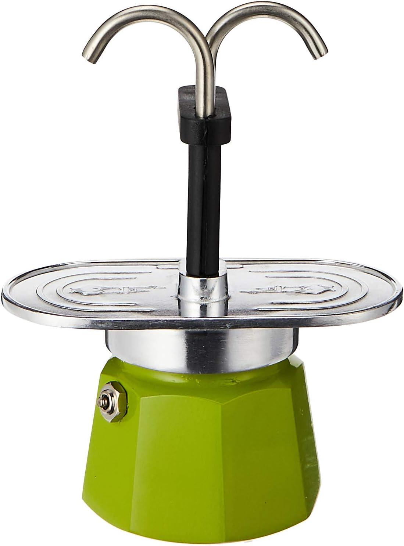 Bialetti - Cafetera de 2 Tazas: Amazon.es: Hogar