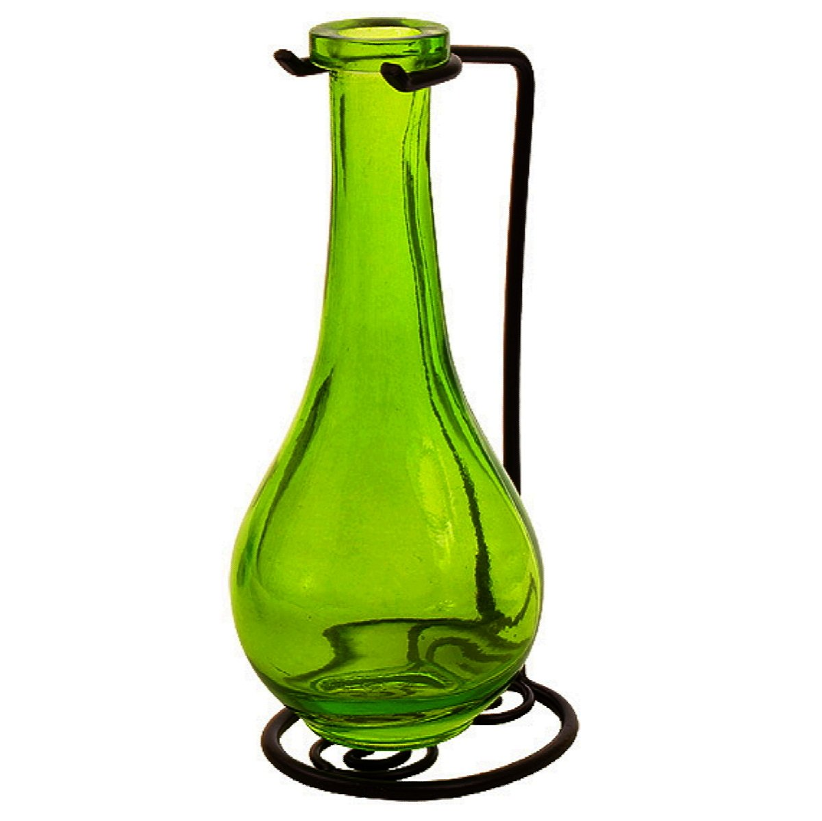 bottle green and vase buy uk at vases now blue kiata habitat glass tall