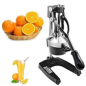 ROVSUN Commercial Grade Citrus Juicer Hand Press Manual Fruit Juicer