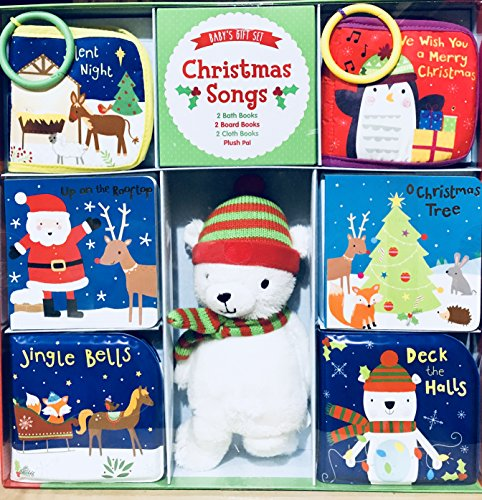 Christmas Songs( baby's gift set)