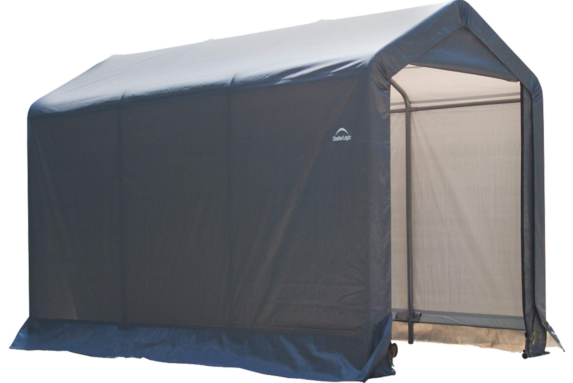 ShelterLogic 6' x 10' Shed-in-a-Box All Season