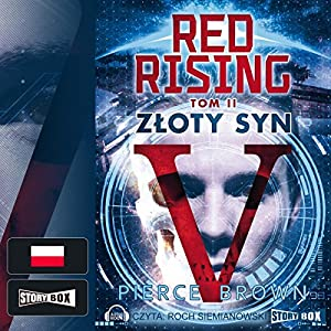 Zloty syn (Red Rising 2) Audiobook