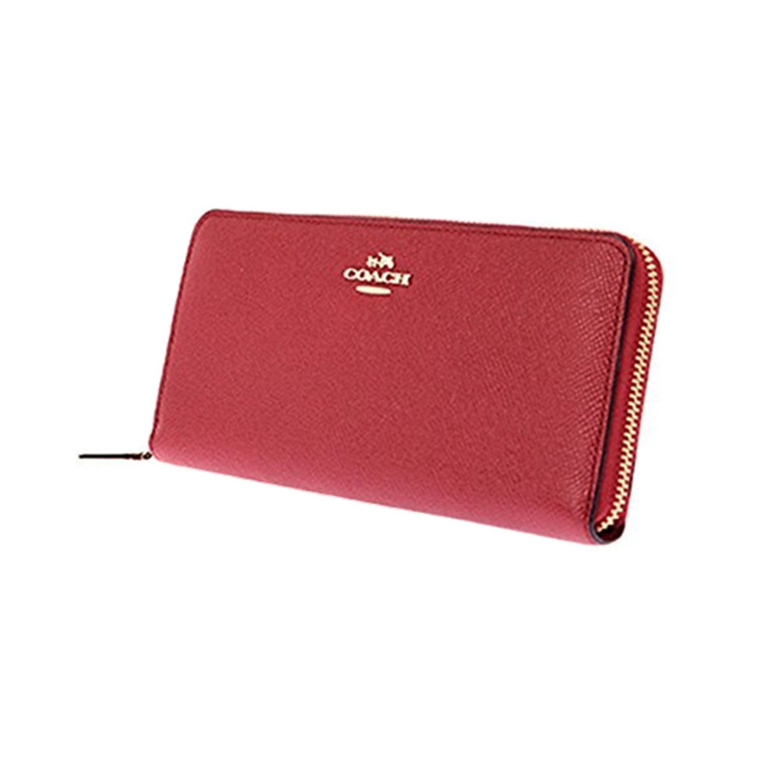 [コーチ] COACH 財布(長財布) レディース [アウトレット品] 52372-1 B075K68LZG