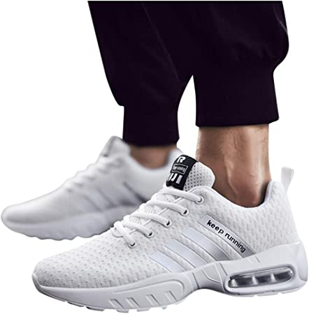 Athletic Shoes Men/'s Outdoor Tennis Jogging Walking Lace Up Sneaker Running Shoe