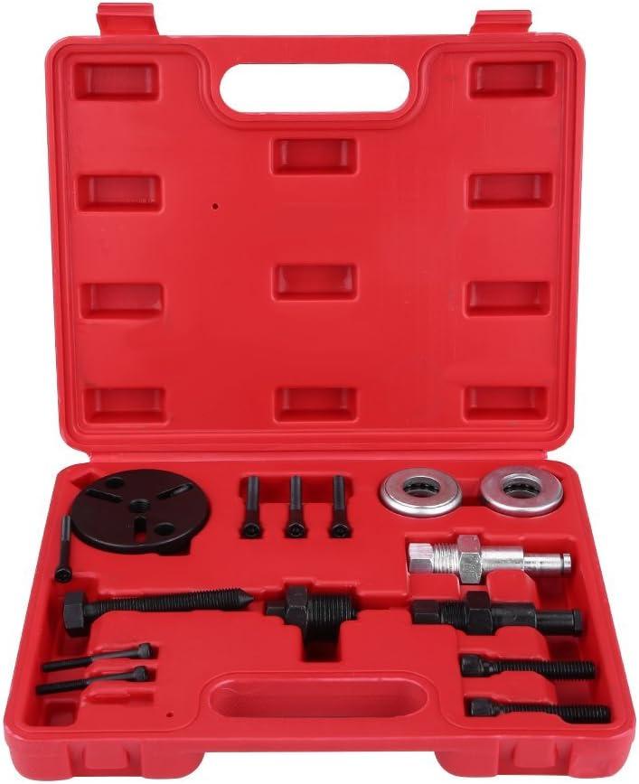 WYJW Extractor del Embrague del compresor, Kit de Herramientas del instalador del Extractor del Extractor del Extractor del Embrague del compresor del Aire Acondicionado del automóvil automotriz