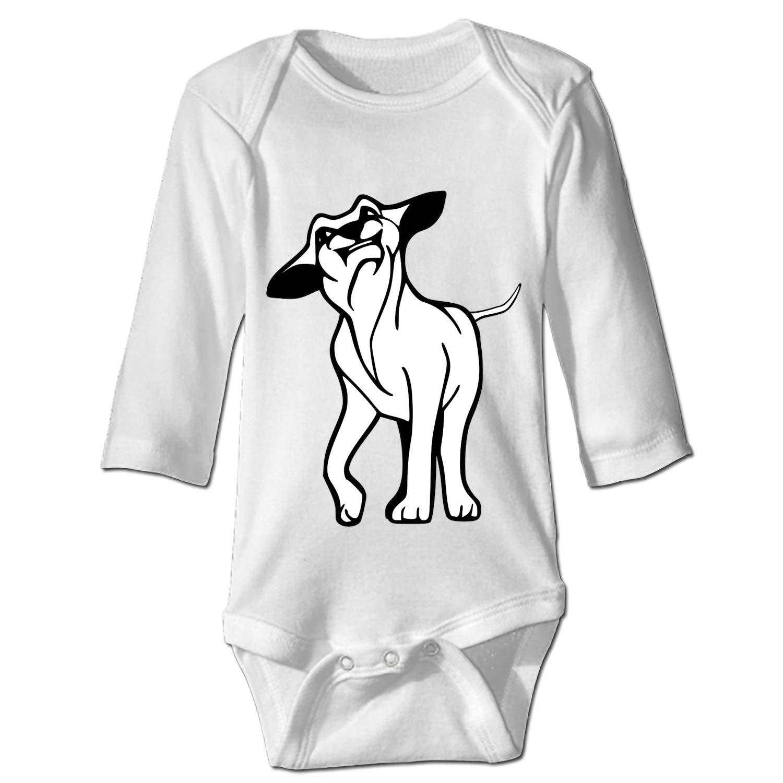 Butterfly Baby Bodysuit Infant Unisex Long Sleeve Bodysuit