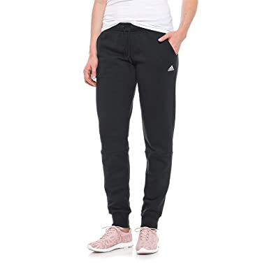5910c8a027f44 adidas Ultimate Fleece Pants for Women Black