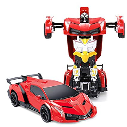 Buy Egoelife Lamborghini Rc Transformers Robot Cars Toys Deformation