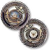 Core Values - U.S. Navy Challenge Coin