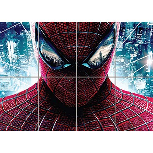 Doppelganger33 LTD Amazing Spiderman Movie Film Comic Book Character Classic Giant Wall Art Print Picture Poster B1123