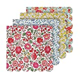 Meri Meri Assorted Liberty Napkins, Set of 20 (Large)