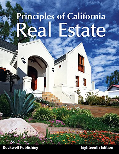 CA Real Estate Principles - 18th ed
