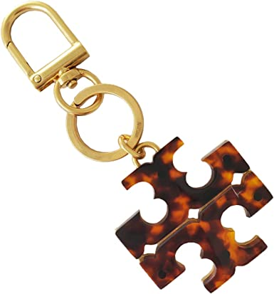 Atlas keychain gold tone