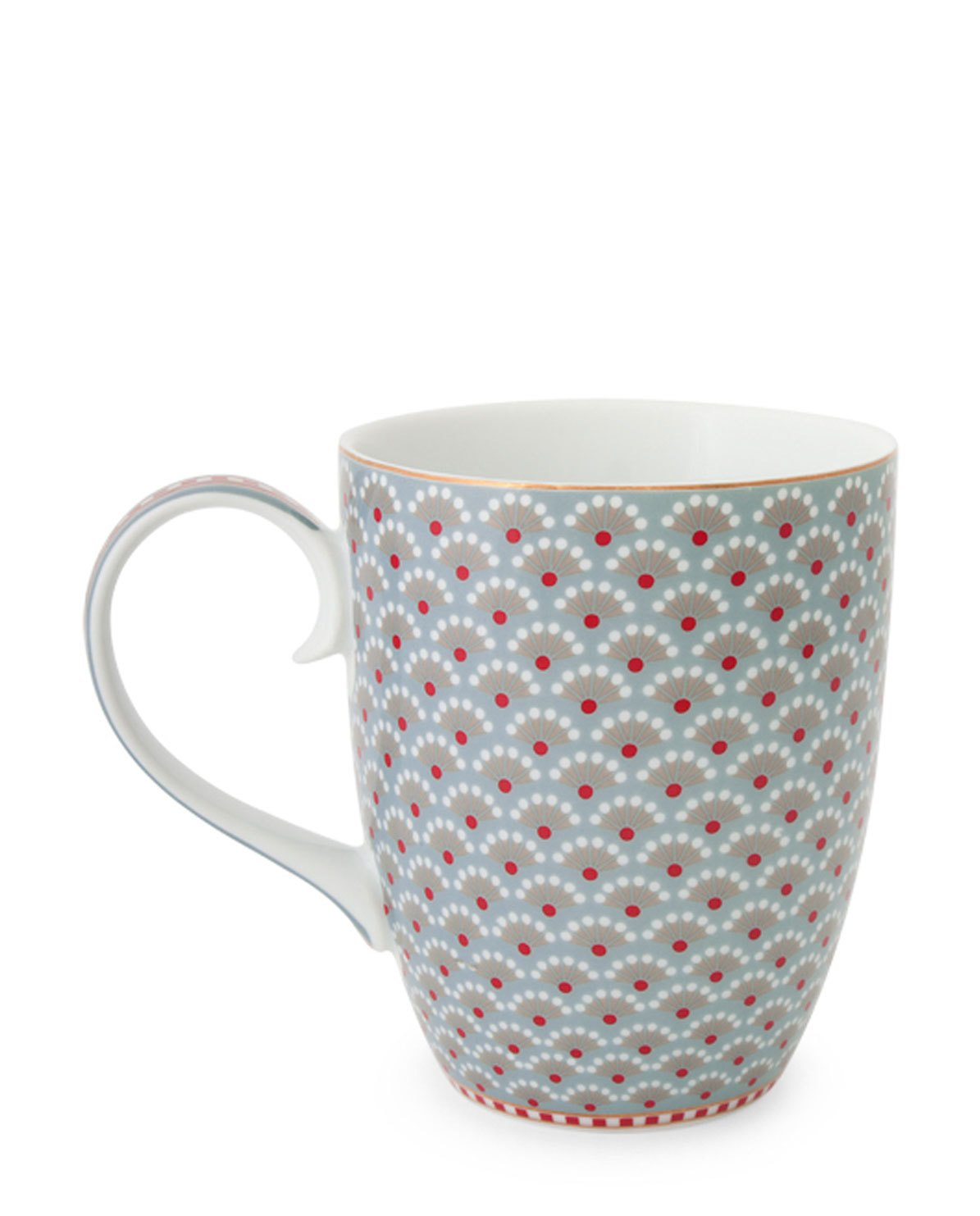 PiP Studio Mug large Bloomingtales Blue | large