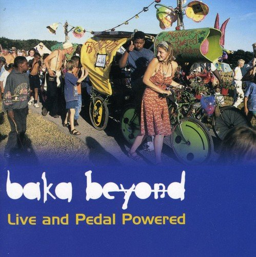 Live & Pedal Powered