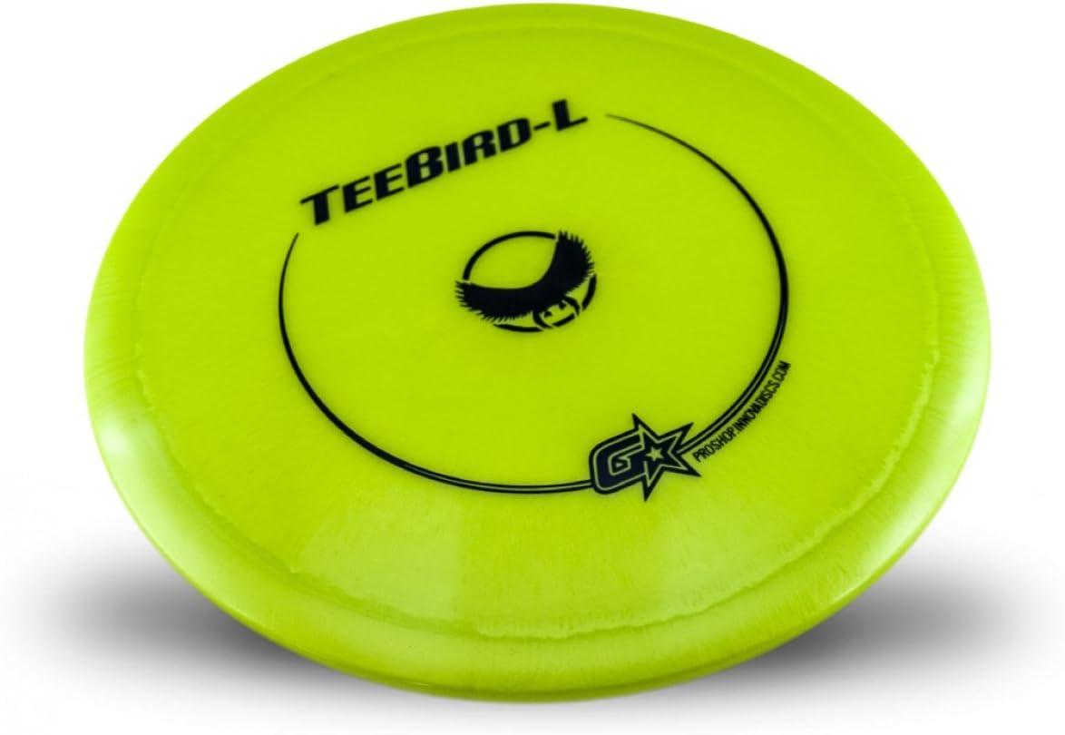 Innova Limited Edition Gstar TL teebird-lフェアウェイウッドドライバーゴルフディスク[ Colors May Vary ]  173-175g