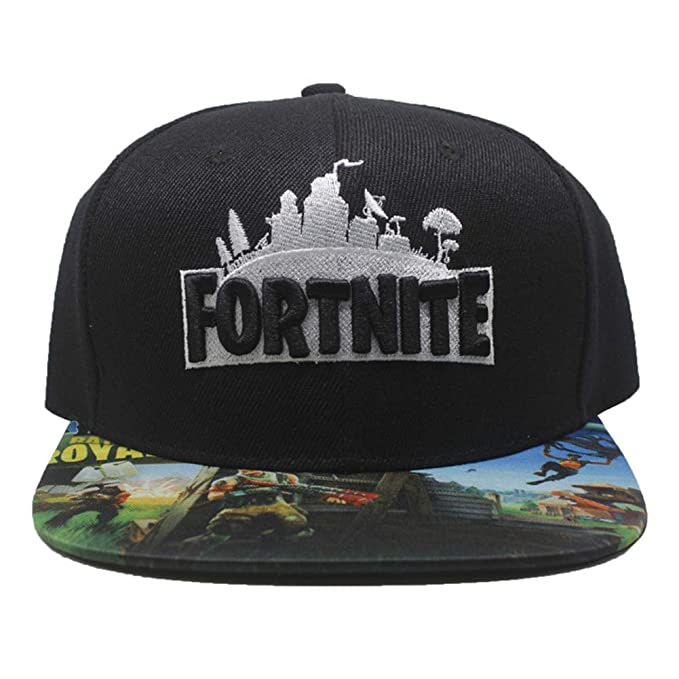 f907248cd0f Xuzirui Daft Punk Male Cap F-ortnite 3D Print Battle Royale Game Unisex  Snapback Baseball