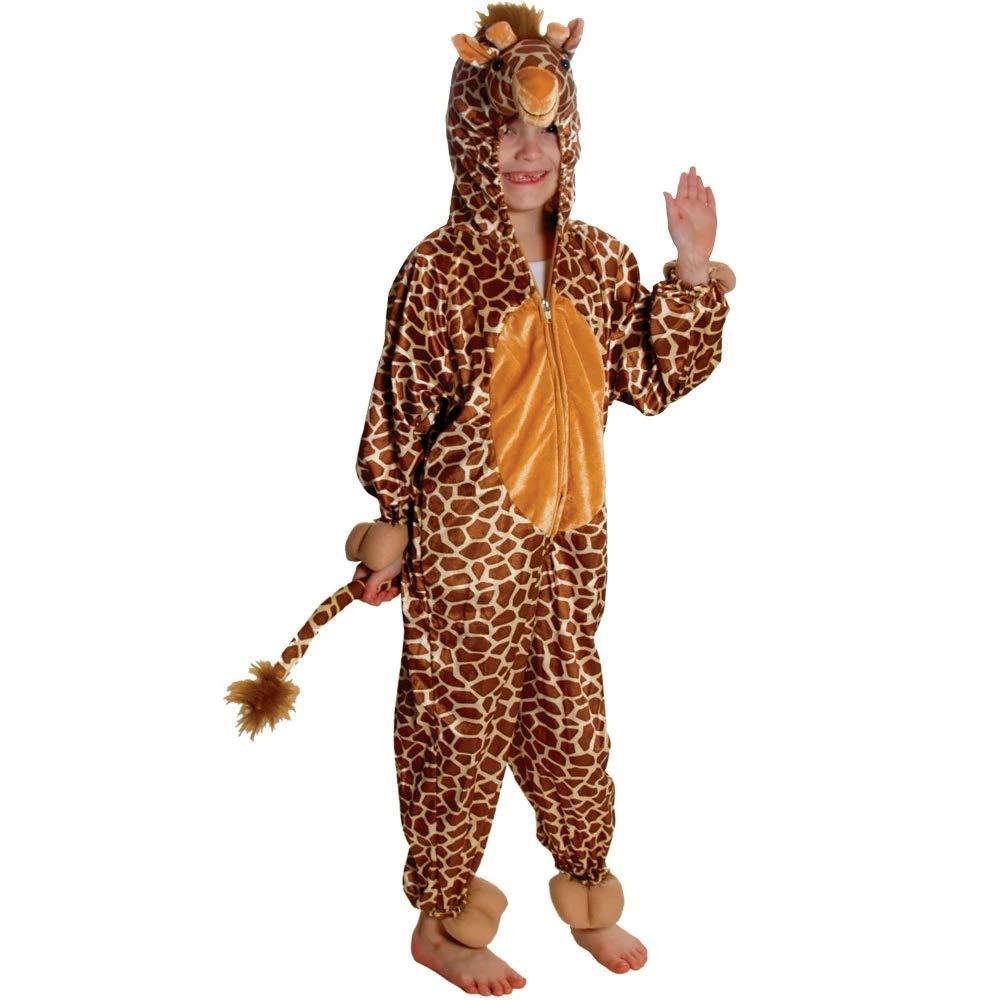 Giraffe - Disfraz de jirafa para hombre, talla S: Amazon.es ...