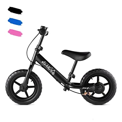 Amazon Com Lunir Lightweight Balance Bike For Kids 2 3 4 Year
