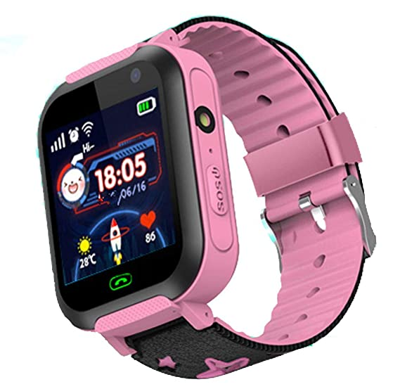 Amazon.com: Sdoveb Smart Watch - Touch Screen Bluetooth ...