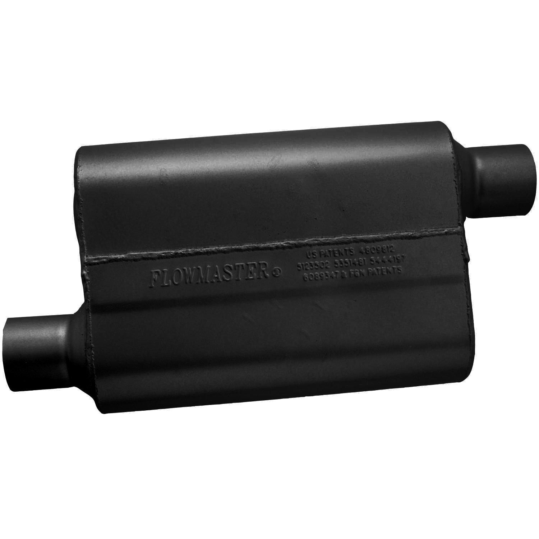 2.50 Offset IN Aggressive Sound 2.50 Offset OUT Flowmaster 942543 40 Delta Flow Muffler