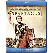 Spartacus (50th Anniversary Edition) [Blu-ray] by Universal Studios