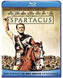Best Universal Studios Bluray Movies - Spartacus (50th Anniversary Edition) [Blu-ray] by Universal Studios Review