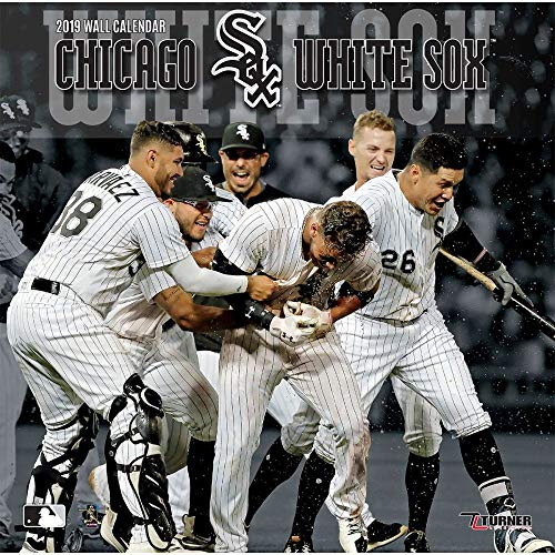 2019 Chicago White Sox Wall Calendar, Chicago White Sox by Turner Licensing