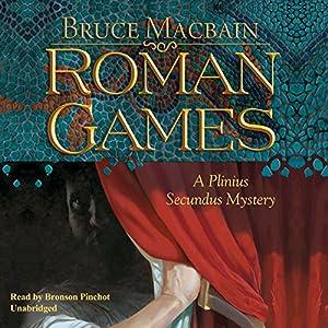 Roman Games Hörbuch