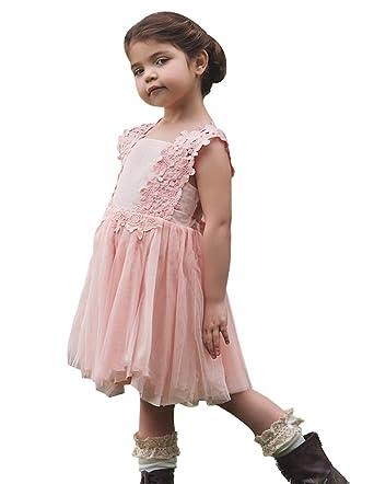 195d4a91b41 Amazon.com  Rosemary Dress- Peach (7)  Clothing