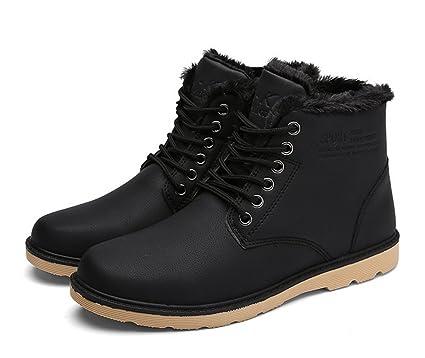 aaf0a5061 Amazon.com: Men England Martin Boots 2017 Autumn Winter Boots ...