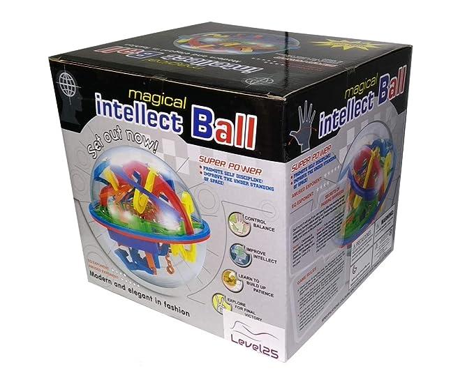 lvl25 LEVEL25 Bola Pelota 3D Laberinto Puzzle Educativo con 138 ...